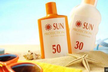 Как выбрать SPF крем от загара на солнце