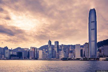 Набережная Гонконга и Аллея Звёзд