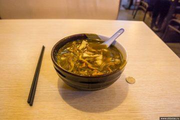 Какой нормальной едой питаться в Китае