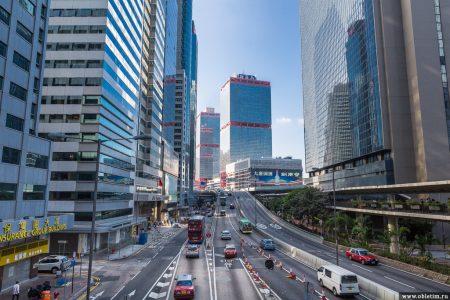 Основная информация по Гонконгу