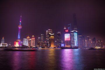 Вайтань – набережная Шанхая