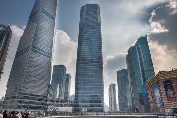 """Фотографии """"Высотки Шанхая"""""""