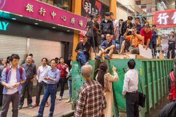 Фотографии людей в Гонконге