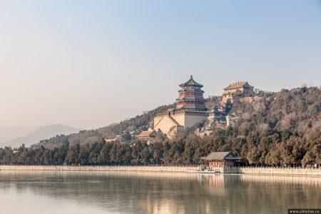 Летний дворец в Пекине, Парк Ихэюань