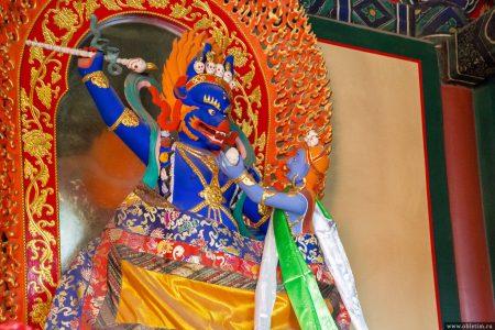 Ламаиский храм Юнхэгун