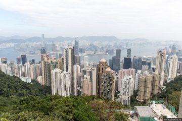 Гонконг – Пик Виктории