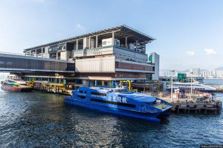 Как добраться в Макао из Гонконга на пароме