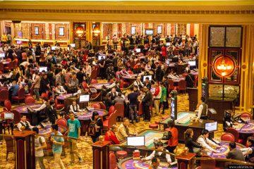Казино Венецияв Макао –самое большое казино в мире