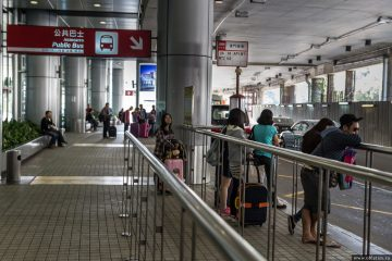 Как добраться из аэропорта Макао в город