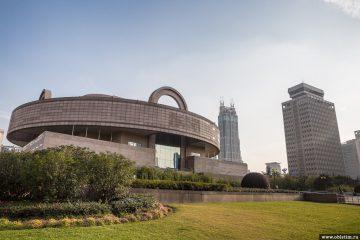 Шанхайский музей (Shanghai Museum / Shanghai Bowuguan)