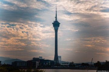 Башня в Макао (Macau Tower)