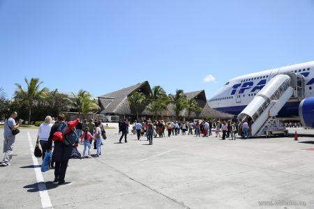 Международный аэропорт Пунта Кана в Доминиканской республике