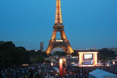 Париж – общие заметки