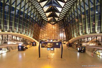 Как добраться из аэропорта Лион в центр города