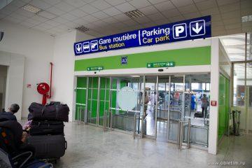 Как добраться из аэропорта Ниццы в центр города