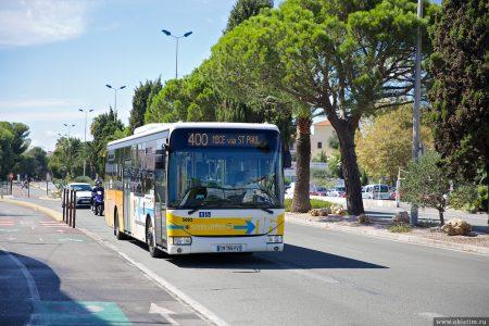 Полезная информация об автобусах Ниццы