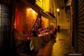 Ресторан/кафе в Ницце – Chez Memere