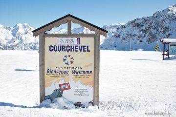 Куршевель (Courchevel). Горнолыжный курорт.