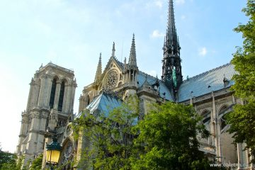 Нотр-Дам-де-Пари / Собор Парижской Богоматери