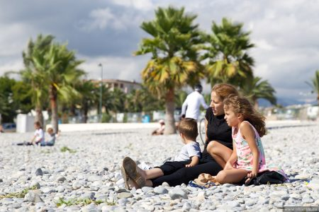 Фотографии без слов – люди в Ницце