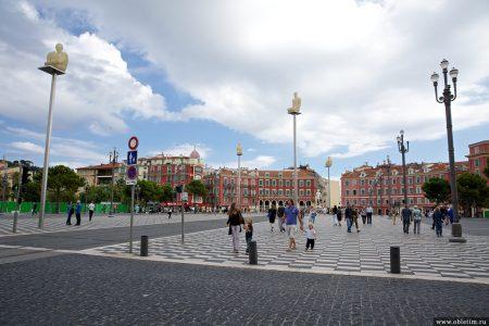 Ницца – отдельные фотографии города