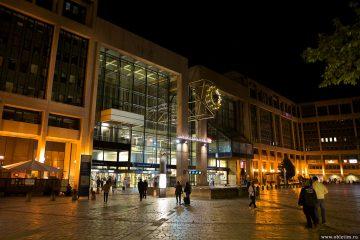 Железнодорожный вокзал Лиона (Gare de la Part-Dieu)
