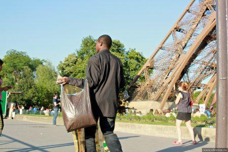 Заметки о людях во Франции