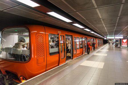 Общественный транспорт в Лионе