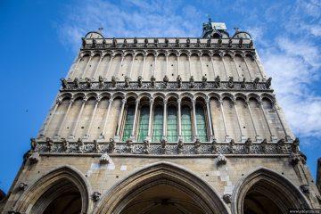Дижон – готические соборы города