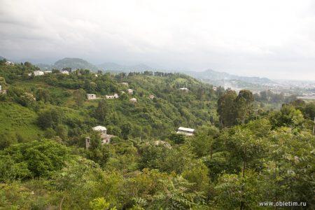 Курортный город Батуми