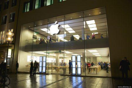Apple Store в Мюнхене
