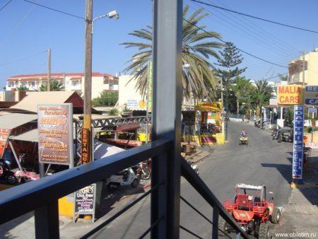 Поездка на квадроциклах в Херсонисос и Малию