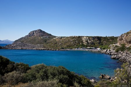 Пляж Ладико (бухта Ладико)