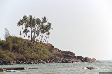 Пляж Палолем (Южное Гоа)
