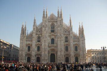 Основные достопримечательности центра Милана