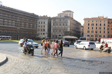 Рим – общие заметки