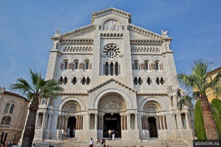 Кафедральный Собор Святого Николая в Монако