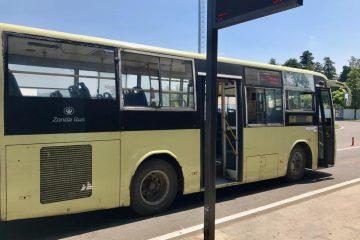 Как добраться из аэропорта Батуми в центр города