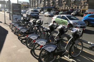 Прокат велосипедов по Москве