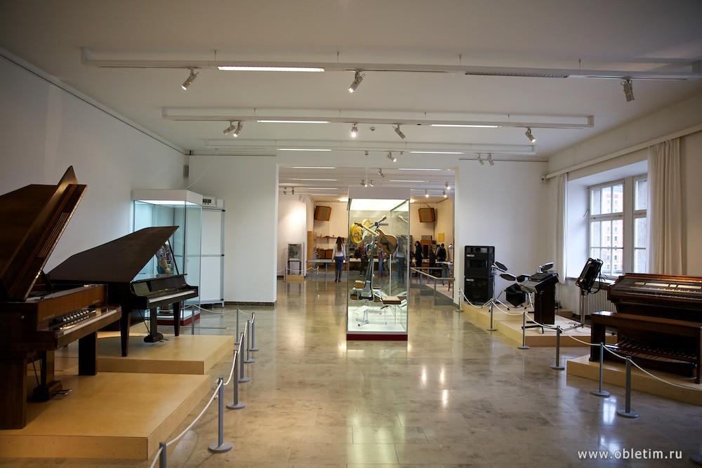 Немецкий музей - Музыкальное отделение