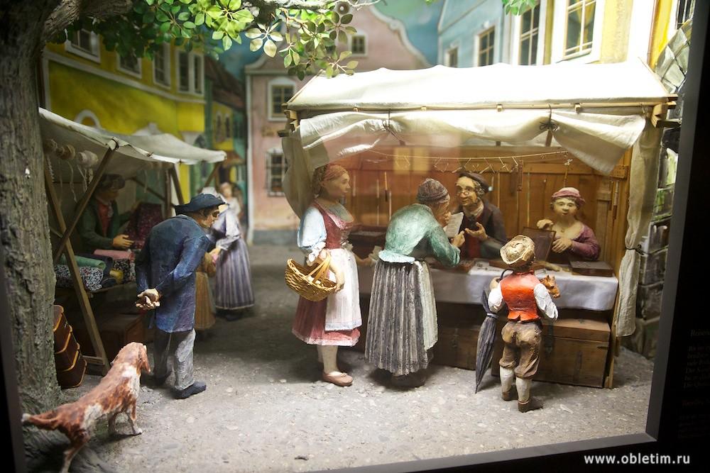 Немецкий музей - ярмарка