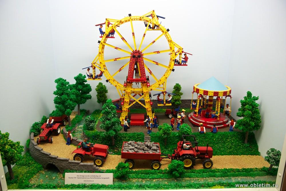 Немецкий музей - детский конструктор