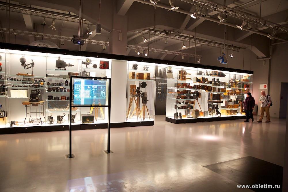 Немецкий музей - Зал фото и видео техники