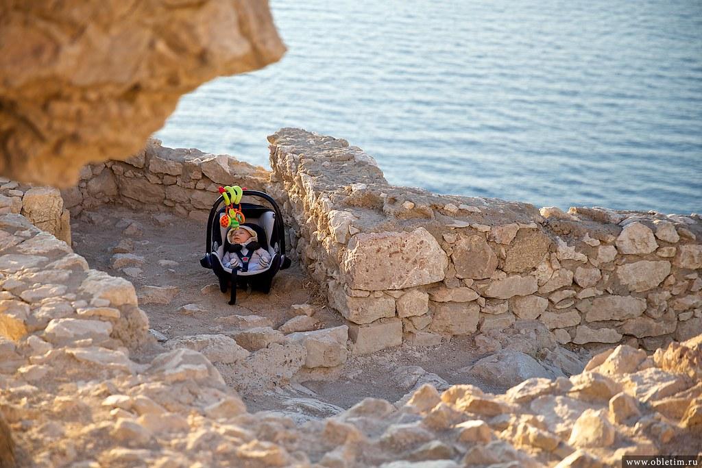 Панорамный вид с крепости