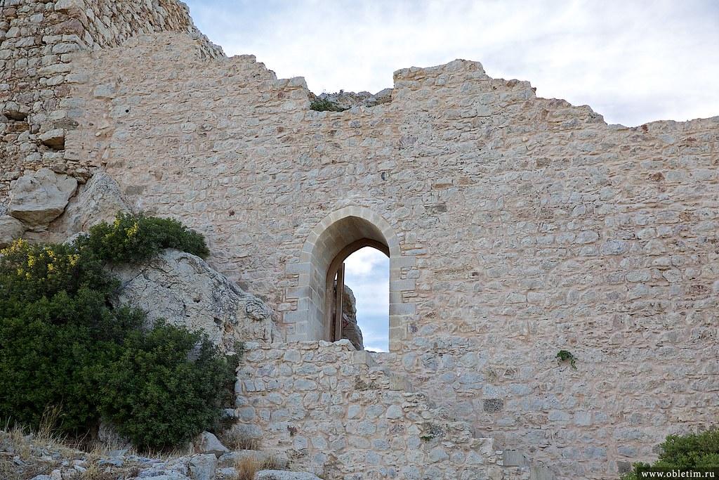 Замок Критиния, крепость Кастелло