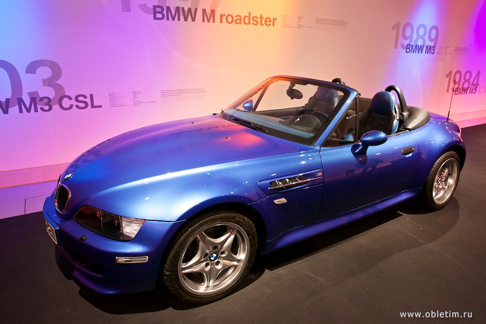 BMW M roadster (1997 год)