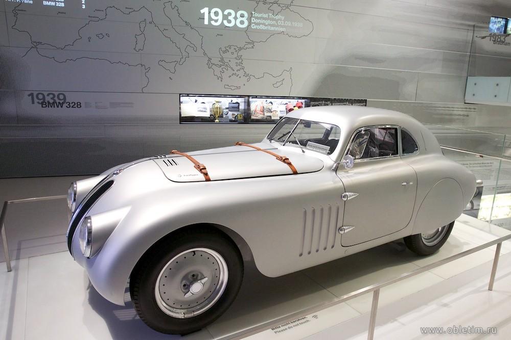 BMW 328 (1939 год)