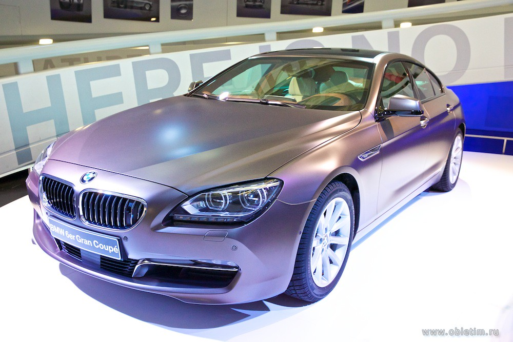 BMW 6er Gran Coupe