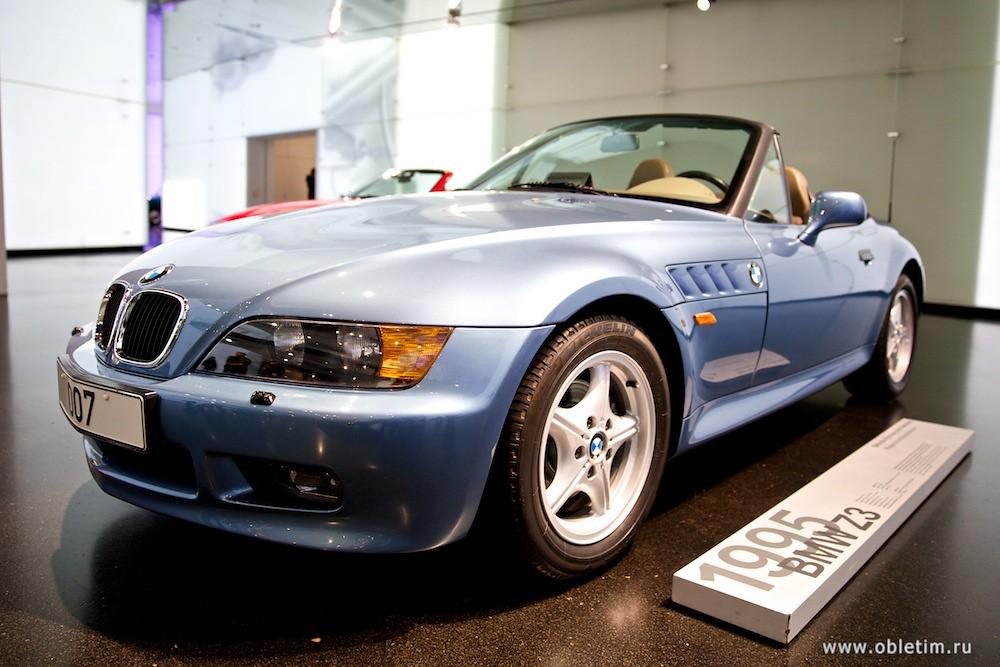 BMW Z3 (1995 год)