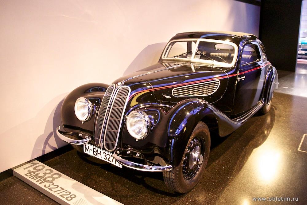 BMW 327/28 (1938 год)